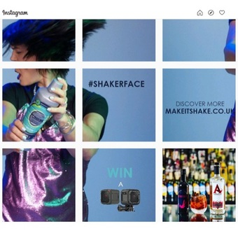 Case study: promoting a new product with a hashtag contest