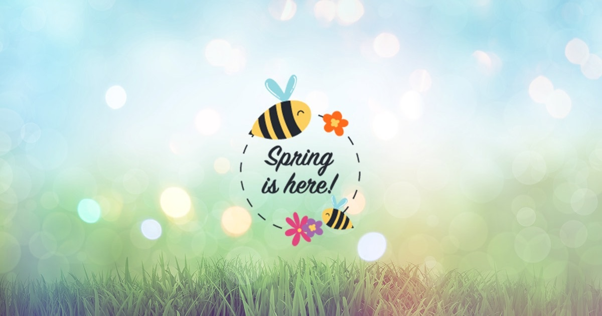Click here to try the demo with Spring photo frames